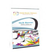 Quick Banner 300x200 cm