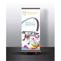 Rollup Banner  80 x 200 cm