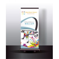 Rollup Banner  150 x 200 cm